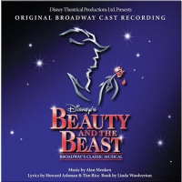 Beauty and the Beast Original Broadway Cast CD